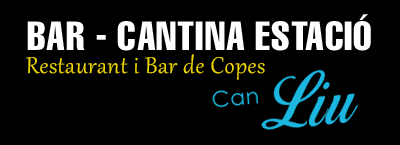 bar restaurant La Cantina Can Liu
